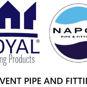 PVC Vent pipe and fittings